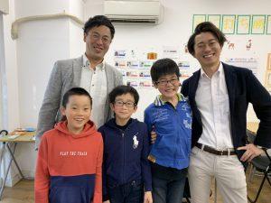 ファイト学習会 テレビ 神戸教室 鷹取教室