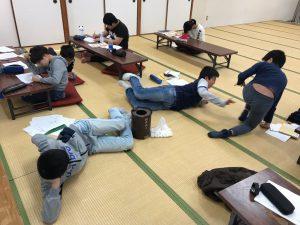 ファイト学習会 合宿