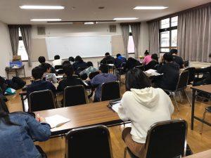 ファイト学習会 春合宿